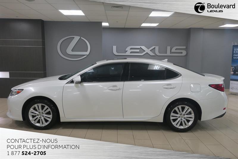 Lexus ES 350 2014 CUIR NAVIGATION #14238A