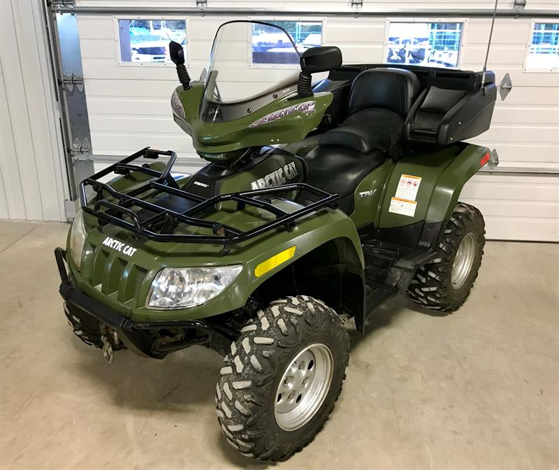Arctic Cat 650 H1 TRV  2007