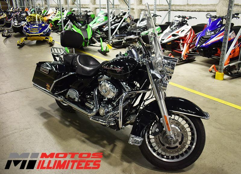 Harley Davidson FLHR Road King 2009