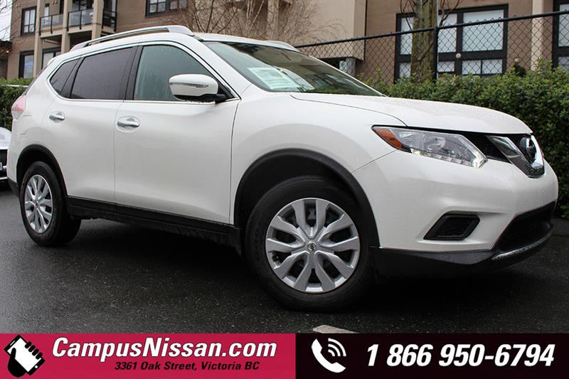 2015 Nissan Rogue S w/ BACKUP CAMERA & BLUETOOTH  #A7112