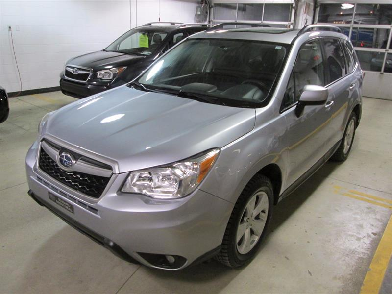 Subaru Forester 2014 TOURING #8F0076A