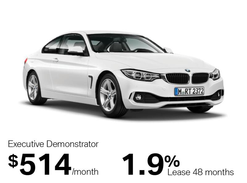 2018 BMW 4 Series 430i xDrive Coupe #J0245
