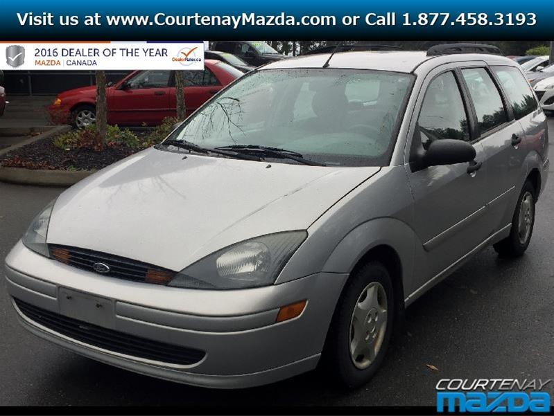 2004 Ford FOCUS SE 4Dr Wagon #P4447A