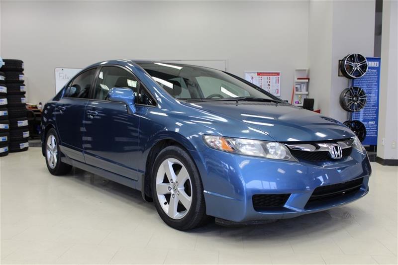Honda Civic 2010 LX SPORT -- TOIT-MAGS -- #J0080A