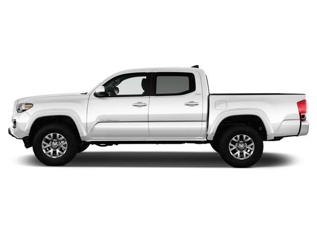2017 Toyota Tacoma Limited #TT171091