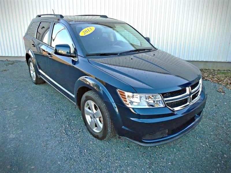 2013 Dodge Journey SE Plus FWD #T1995A