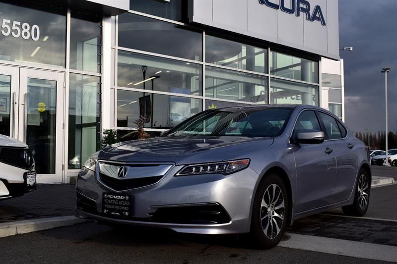 2015 Acura TLX 4dr Sdn FWD #856162A