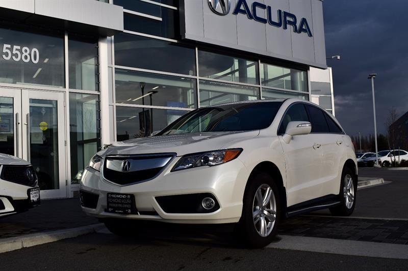 2015 Acura RDX Tech AWD #795661B
