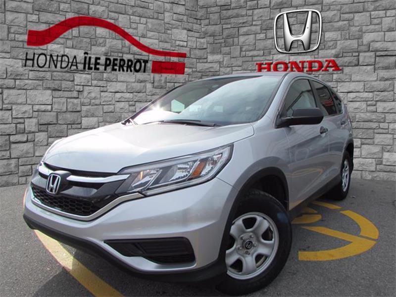 Honda CR-V 2015 LX CAMERA DE RECULE #44249