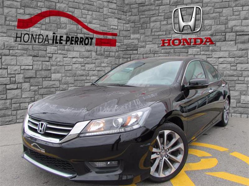 Honda Accord Sedan 2015 4dr I4 CVT Sport TOIT OUVRANT #44280