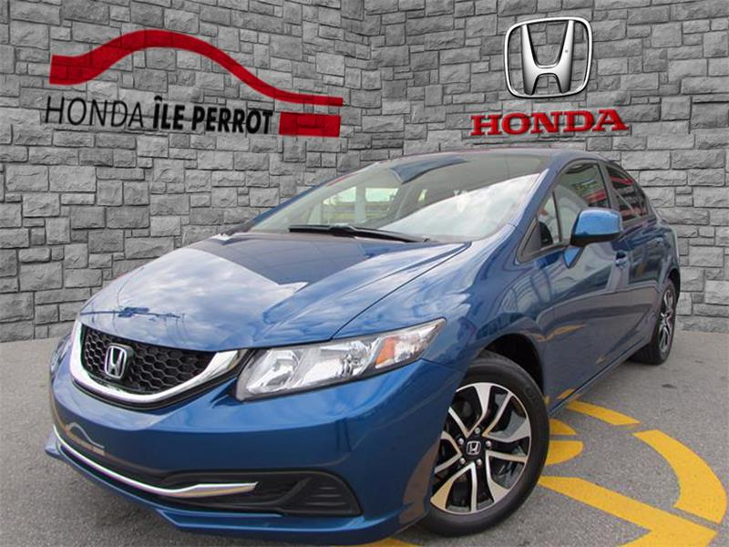 Honda Civic Sdn 2013 4dr Auto EX TOIT OUVRANT #44283