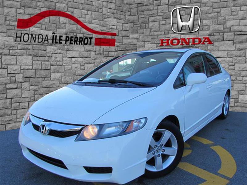 Honda Civic Sdn 2011 4dr Man SE TOIT OUVRANT #44298