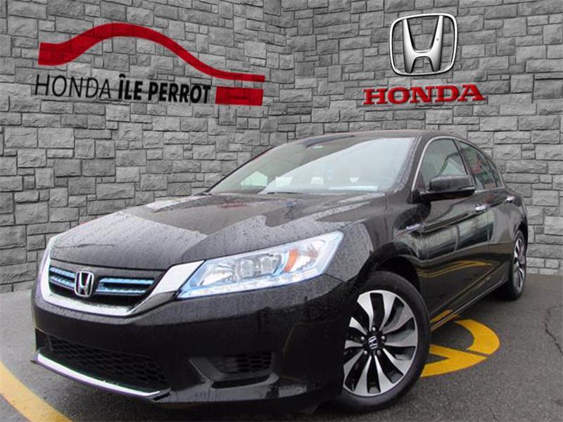 Honda Accord Hybrid 2015 4dr Sdn Touring HYBRID  #317879-1