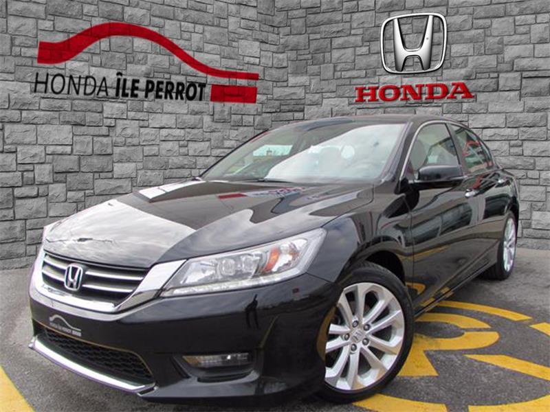 Honda Accord Sedan 2014 4dr I4 CVT Touring BLUETOOTH #318124-1