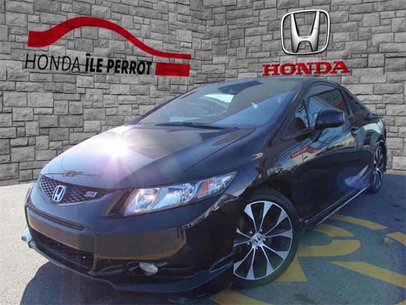 Honda Civic Cpe 2013 2dr Man Si HFP NAVI #917060-1