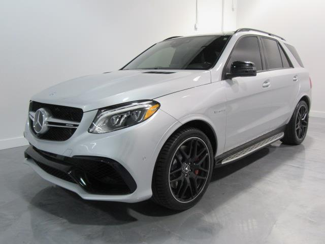 Mercedes-Benz GLE 2016 4MATIC 4AMG GLE63 S #SN313