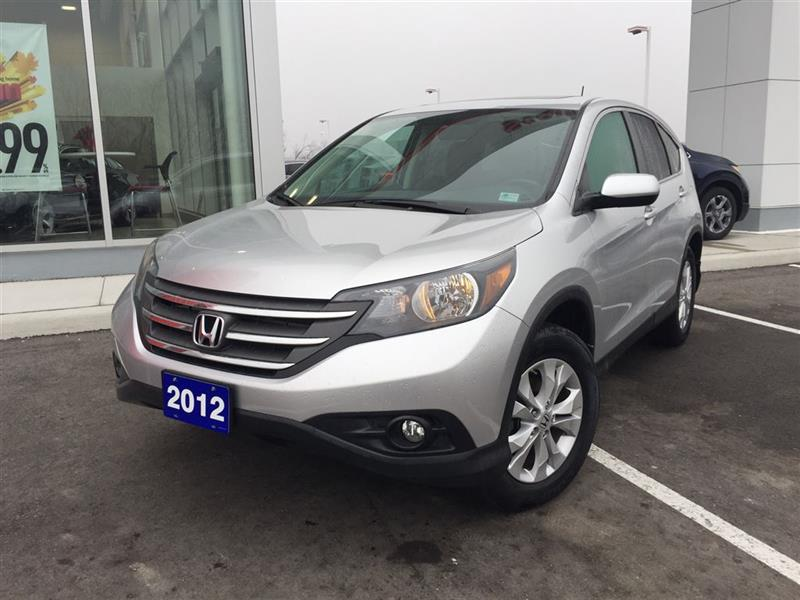 2012 Honda CR-V EX-L Leather/Loaded/Low Mileage #18-129A