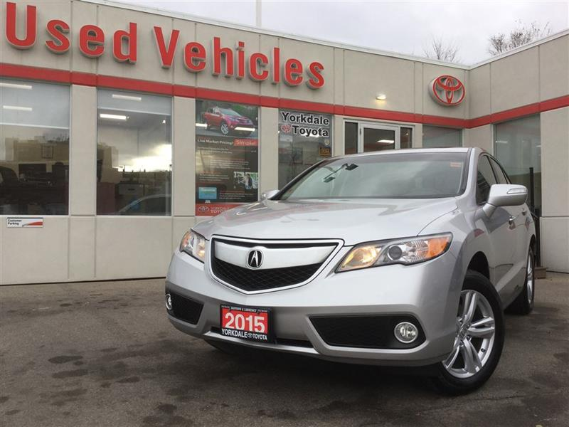 2015 Acura RDX AWD- BLUETOOTH, BACKUP CAM, SUNROOF, ALLOYS #C6821