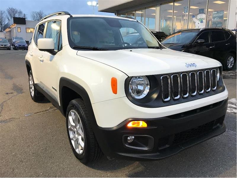 Jeep Renegade 2015 North #J0312A