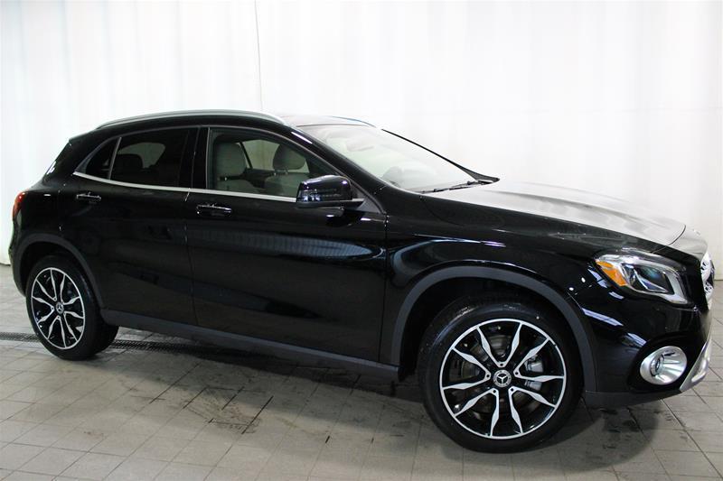 Mercedes-Benz GLA250 2018 4MATIC SUV #18-0291