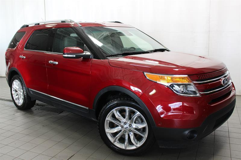 Ford Explorer 2015 Limited 3.5 #18-0272A