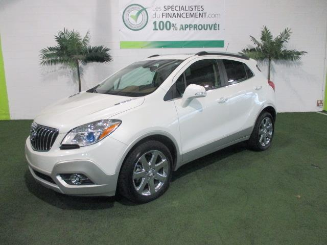 Buick Encore 2016 FWD 4dr Leather #2087-11