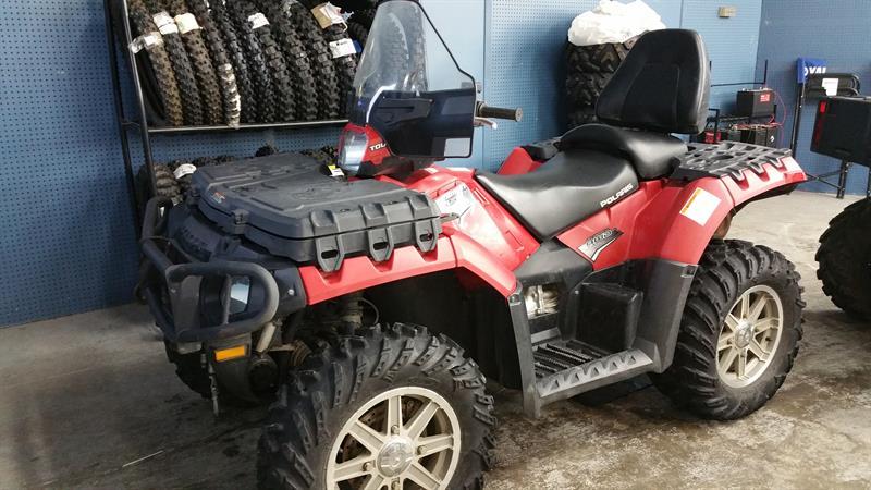 Polaris Sportsman Touring 550 2012