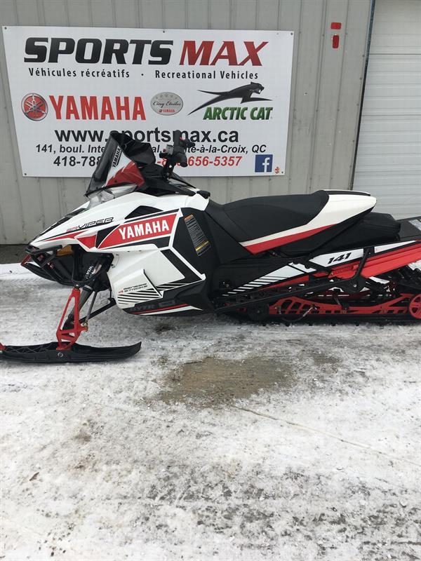 Yamaha Used SR Viper XTX 2016
