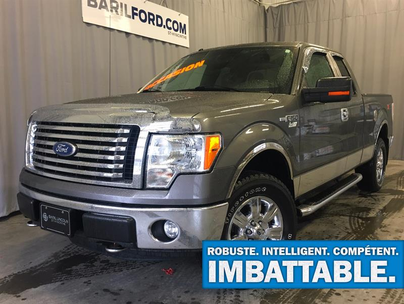 Ford F-150 2011 4WD SuperCab 145 #80096a