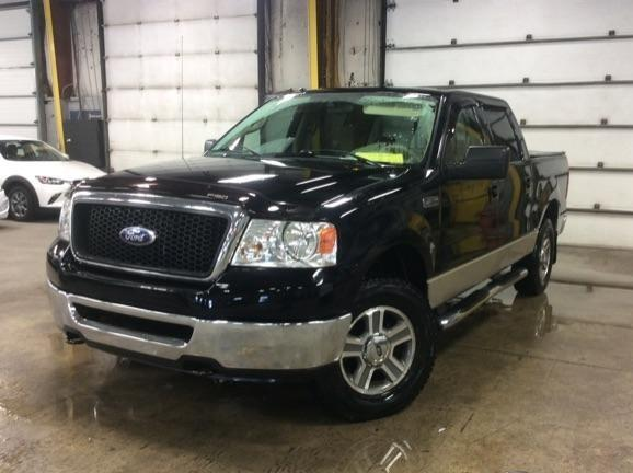 Ford F-150 2008 4WD SuperCrew XLT #9406