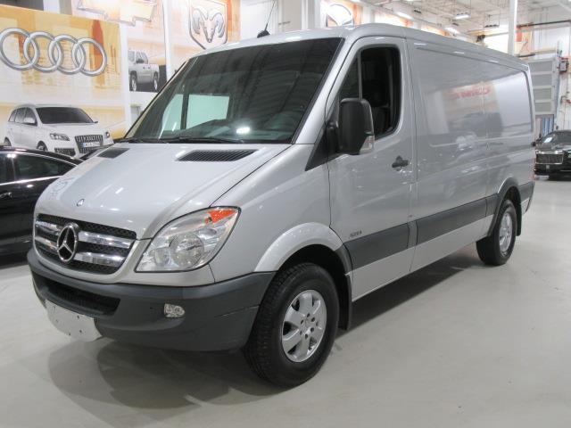 Mercedes-Benz Sprinter Cargo Vans 2011 2500 144 BLUETEC DIESEL #A6497