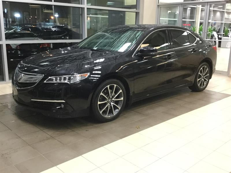 Acura TLX 2015 ** VERSION ELITE ** SH-AWD #A84139