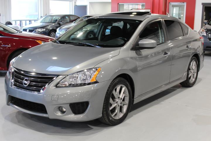 Nissan Sentra 2013 SR 4D Sedan at #0000000427