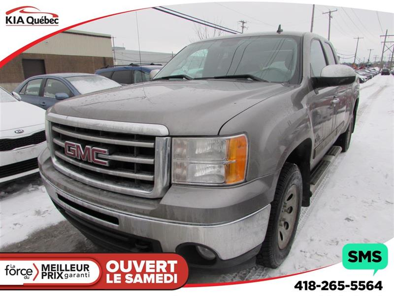 GMC Sierra 1500 2013 SLE* HITCH* 4X4* #K180475A