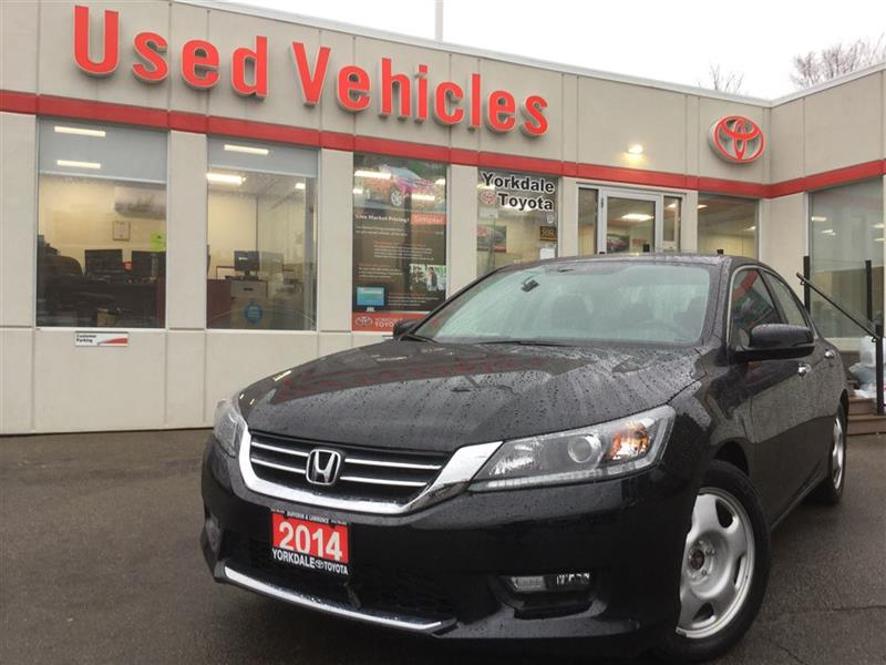 2014 Honda Accord SPORT- BLUETOOTH, BACKUP CAM, PADDLE SHIFTER, HEAT #P6816