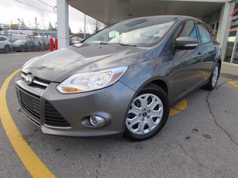 Ford Focus 2012 5dr HB SE SIEGES CHAUFFANTS #317870-1