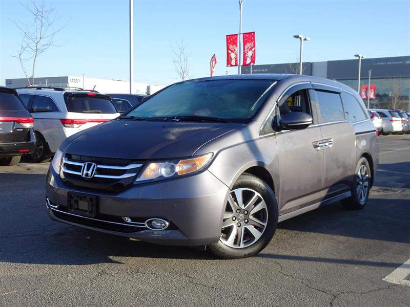 2015 Honda Odyssey Touring! Honda Certified Extended Warranty to 120, #LH7827