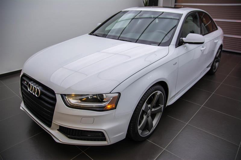 Audi S4 19 rotor, carbon 2015