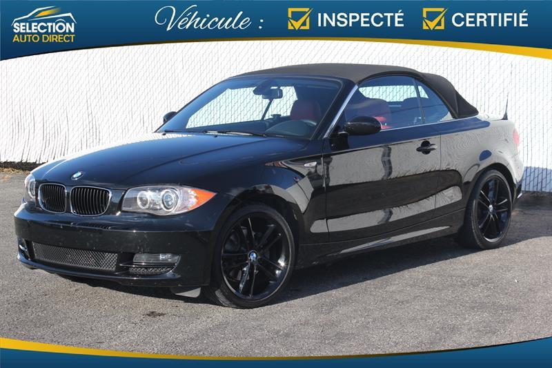 BMW 1 Series 2009 2dr Cabriolet 128i #EE86691