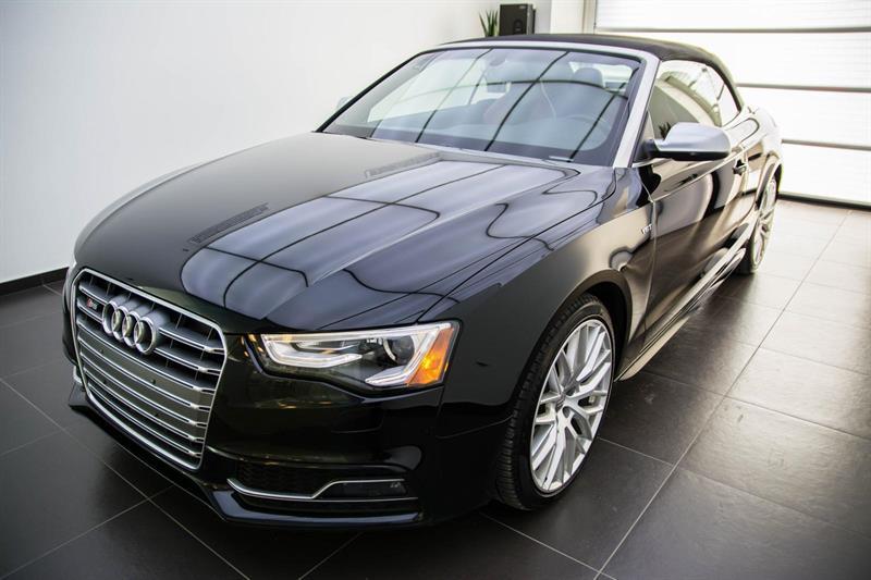 Audi S5 Convertible differentiel sport 2015