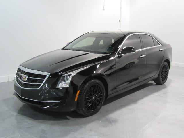 Cadillac ATS Sedan 2017 2.0T Luxury AWD NAVIGATION #A6400-1