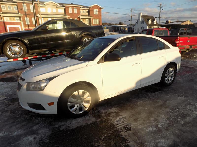 Chevrolet Cruze 2012 LS #AD5397