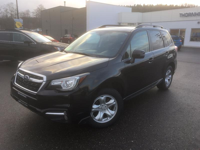 2017 Subaru Forester CVT 2.5i LTD w-Tech  #17129-1b