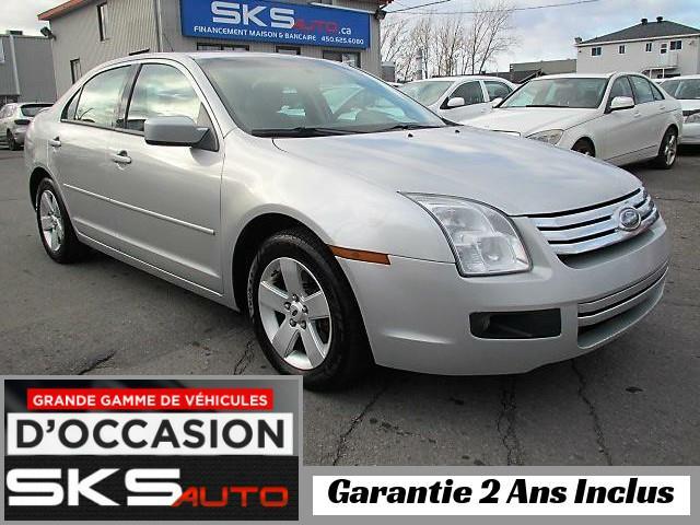 Ford Fusion 2009 SE (GARANTIE 2 ANS INCLUS) ***FINANCEMENT MAISON** #SKS-3964-2