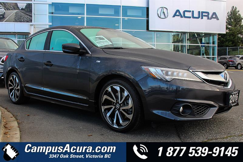 2016 Acura ILX 4dr Sdn A-Spec #AC0786