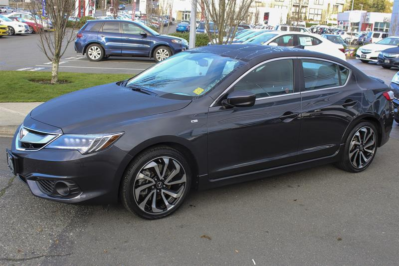 2016 acura ilx 4dr sdn a spec used for sale in victoria at campus nissan. Black Bedroom Furniture Sets. Home Design Ideas