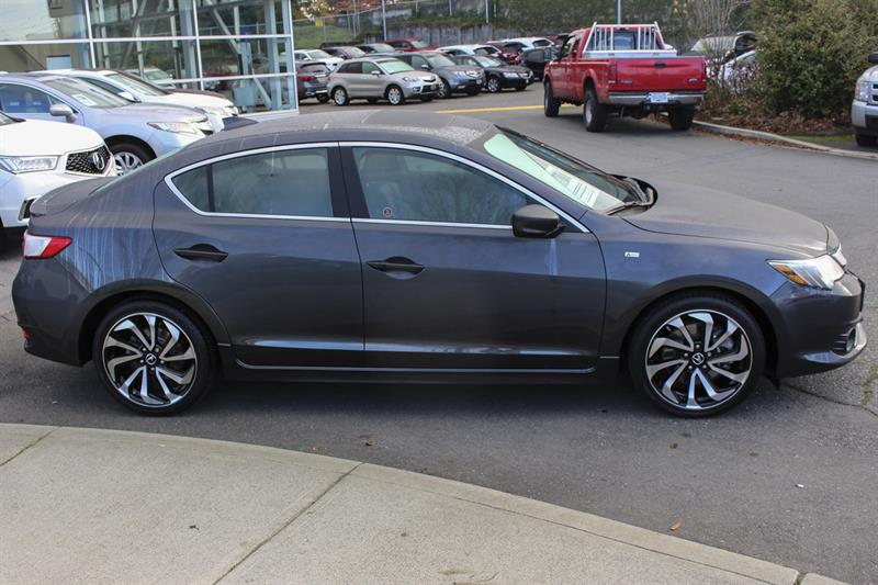 2016 acura ilx 4dr sdn a spec used for sale in victoria at campus acura. Black Bedroom Furniture Sets. Home Design Ideas