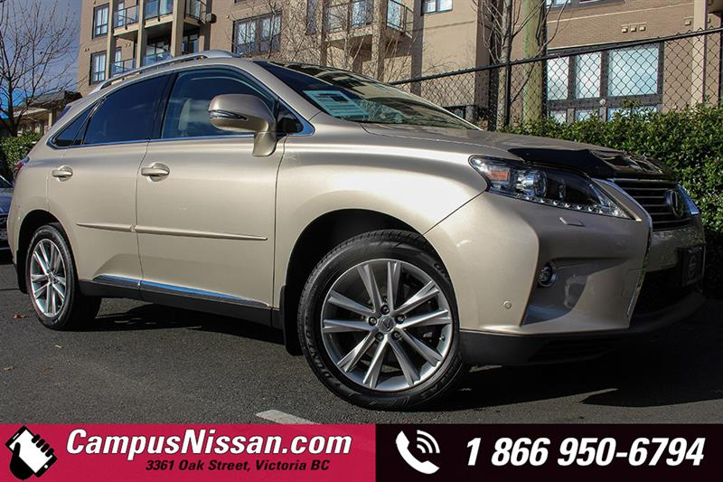 2015 Lexus RX 350 AWD TOURING PACKAGE #7-Q781A
