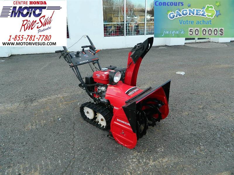 Honda HSS928CTD 2012