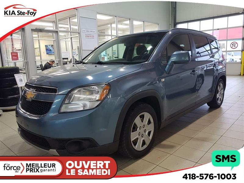 2013 Chevrolet Orlando 1LT* CRUISE CONTROL * 7 PASSAGERS* #180291A